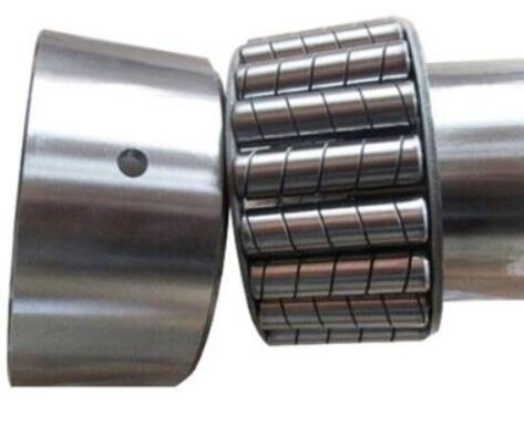 Customized AS8107W Spiral Roller Bearing