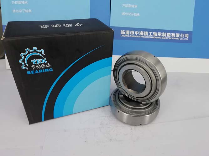 W208PPB11 Bearing DS208TT11Agricultural machinery bearing 4AS08-7/8 AS4508FC DISC HARROW BEARING