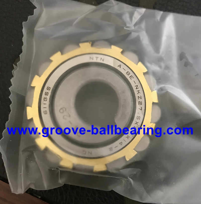 611GSS Eccentric Roller Bearing with Lock Sleeve A-8E-NKZ27.5×47×14-2