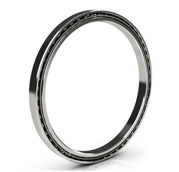 KB080XP0 thin section bearing 8x8.625x0.3125 in