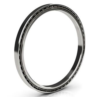 KB120XP0 thin section bearing 12x12.625x0.3125 in