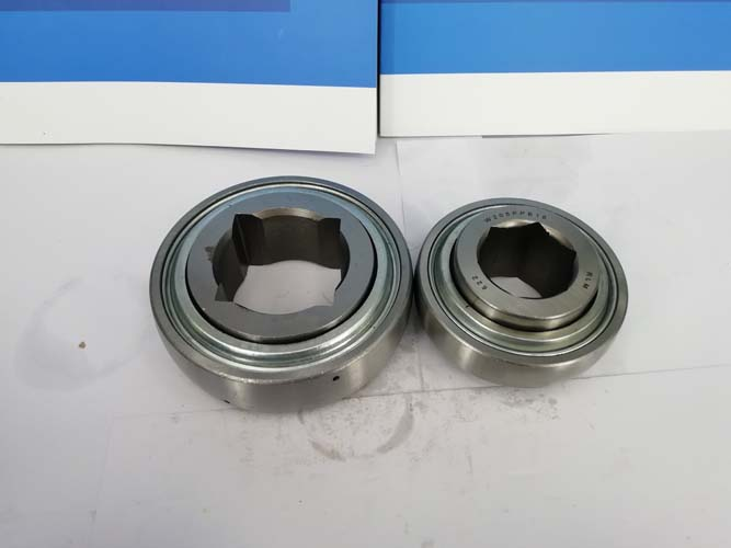 W208PPB9 Bearing DS208TT9 2AS08-1 Agricultural machinery bearing Steel Pate Retainer