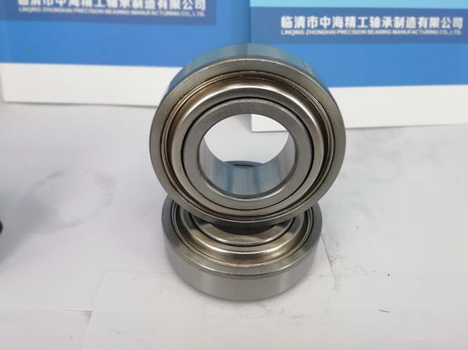Bearing used in agriculture machinery W208PP8 DC208TT8 6AS09-1-1/8 DISC HARROW BEARING