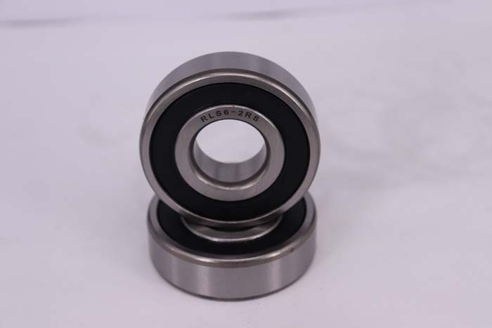 RLS6ZZ Ball Bearing 3/4 inches x 1-7/8 inches x 9/16 inches RLS6 Double Shielded Steel Bearings