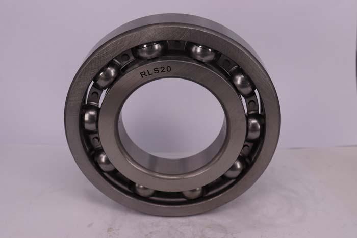 63008 2RS Deep Groove Ball Bearing Single Row 40 Inside Diameter