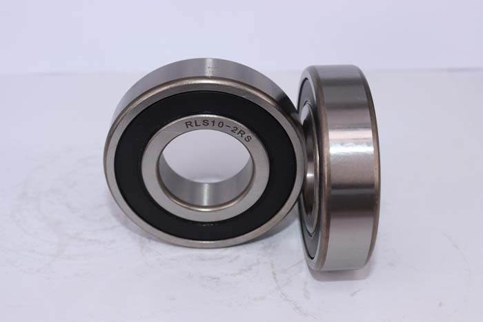 RLS10-2RS Ball Bearing Double Sealed RLS10-2RS Sealed Ball Bearing 1 1/4 x 2 3/4 x 11/16 inch bearing