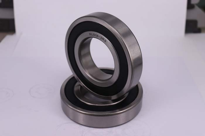 12.7 28.575 9.525mm Deep Groove Ball Bearing 1616 ZZ 2RS For Motor Vehicle