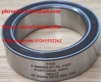 F-566000.07.KL-H92 Deep Groove Ball Baering 34x47x14mm