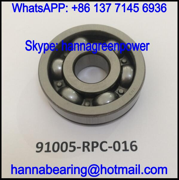 91005-RPC-016 / 91005RPC016 Automotive Deep Groove Ball Bearing 20*62*18mm