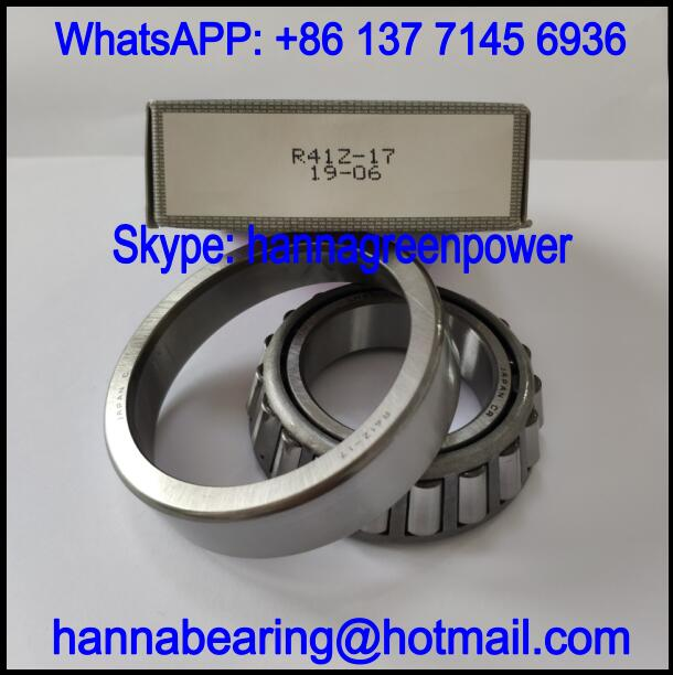 R41Z-17 Automotive Bearing / Tapered Roller Bearing 41.275x73.431x22.6mm