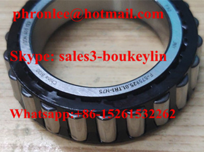 F-575925 Tapered Roller Bearing 45.98x74.97x14/18mm