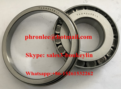 T4AA045R-1 Tapered Roller Bearing 45x106x20.75mm