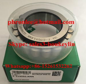 NCLX08 Cylindrical Roller Bearing 40x57.81x34mm