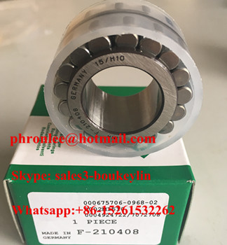 F-93249 Cylindrical Roller Bearing 20x39.9x20mm