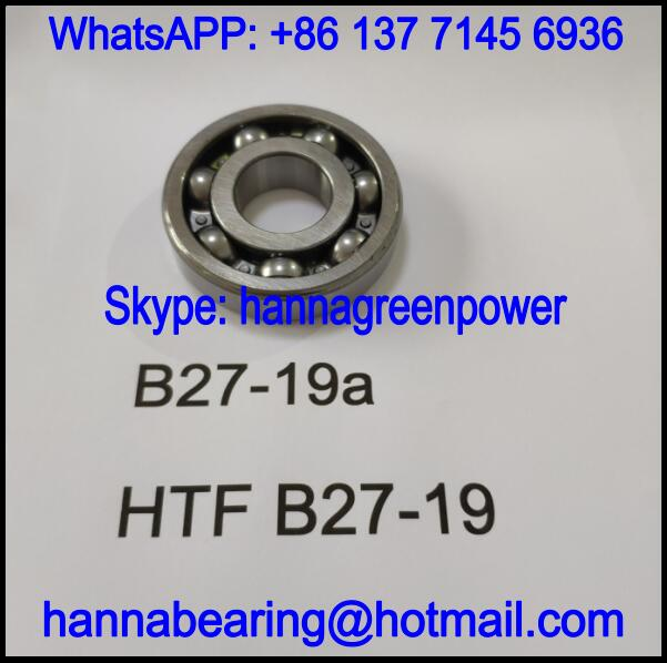 HTF B27-19 / B27-19a Deep Groove Ball Bearing for Automotive 27x68x16mm