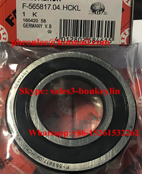 F-565817.04.HCKL Hybrid Ball Bearing 35x72x23mm