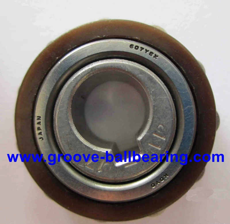 607YSX 11-17 Eccentric Roller Bearing with Lock