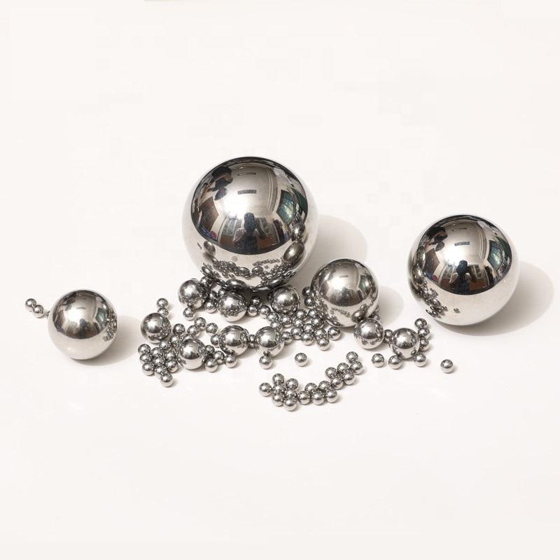 Stainless steel balls 19.05mm, 3/4