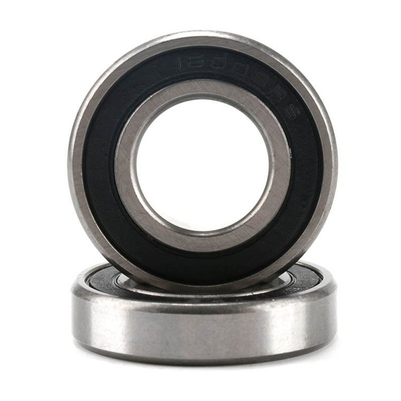 16003 2RS deep groove ball bearings 17x35x8mm