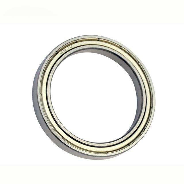 61811 ZZ thin wall bearing 55*72*9mm