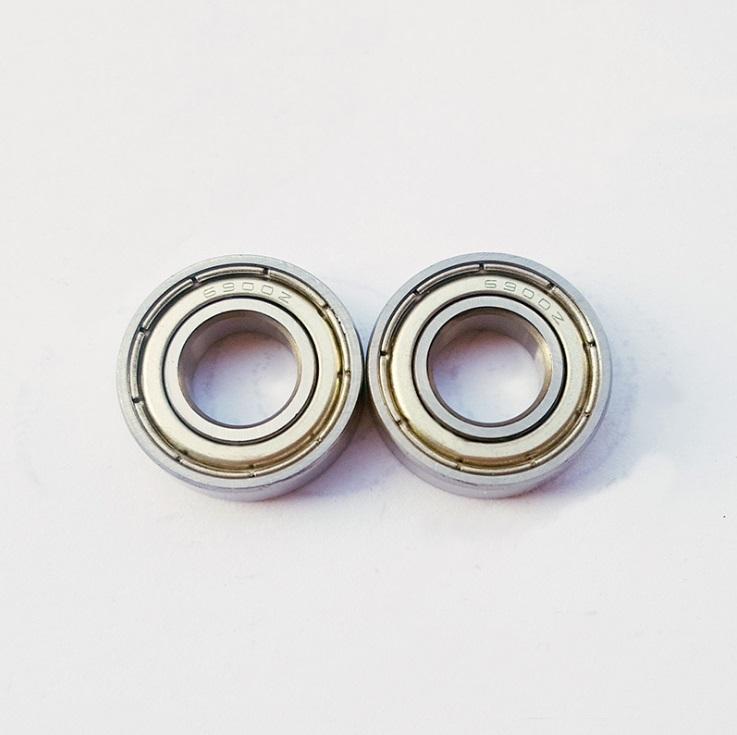 61900 ZZ thin wall bearing 10*22*6mm