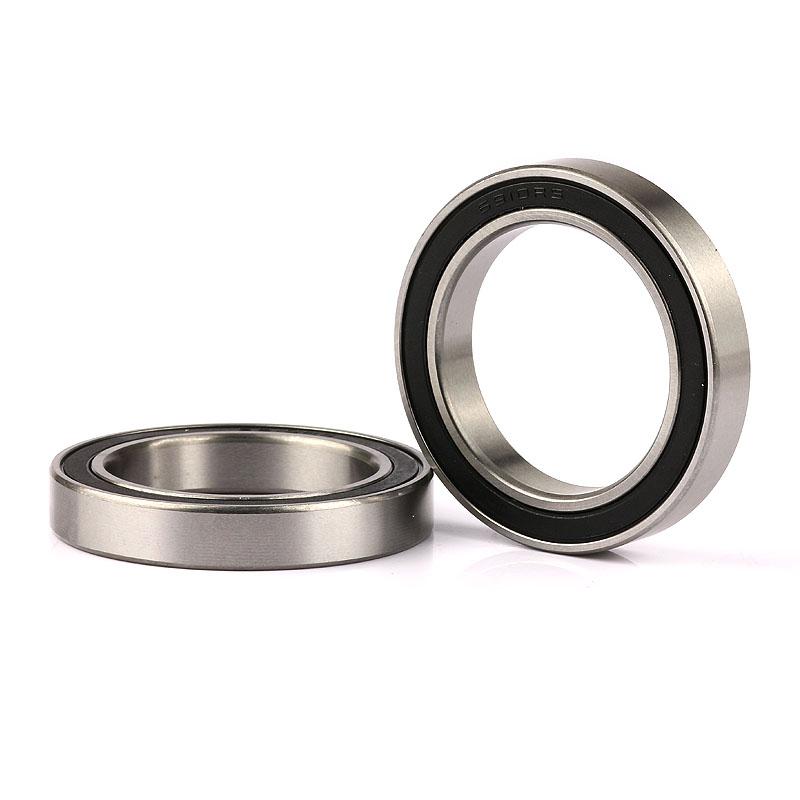 6810 2RS thin wall ball bearing 50x65x7mm