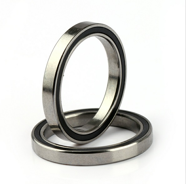 6705 2RS (61705 2RS) thin section ball bearing 25x32x4mm