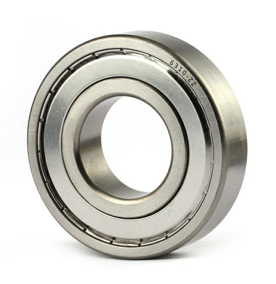 6310ZZ deep groove ball bearing 50x110x27mm
