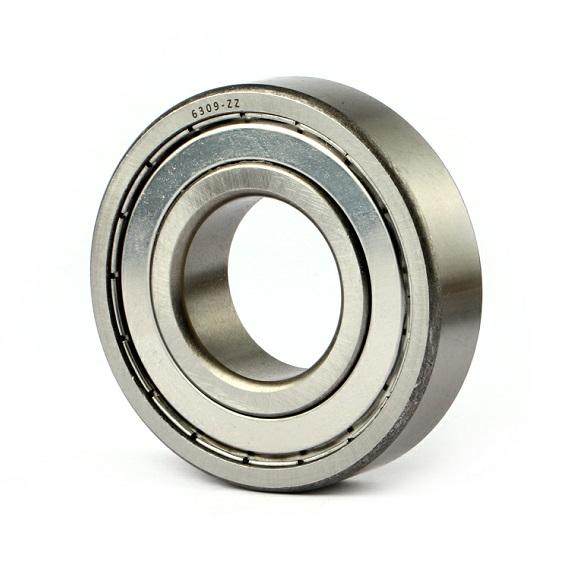 6309ZZ deep groove ball bearing 45x100x25mm