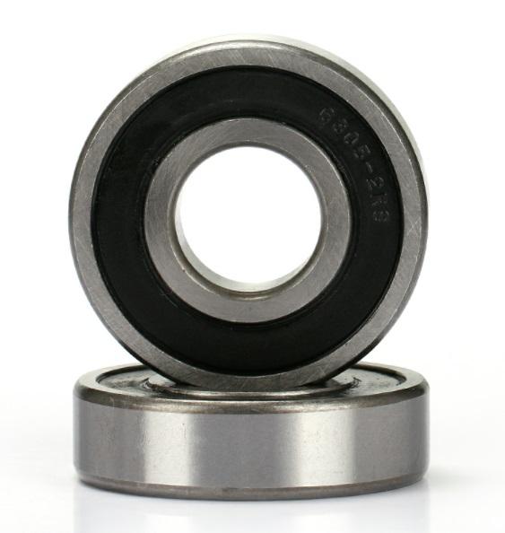6305 2RS deep groove ball bearing 25x62x17mm