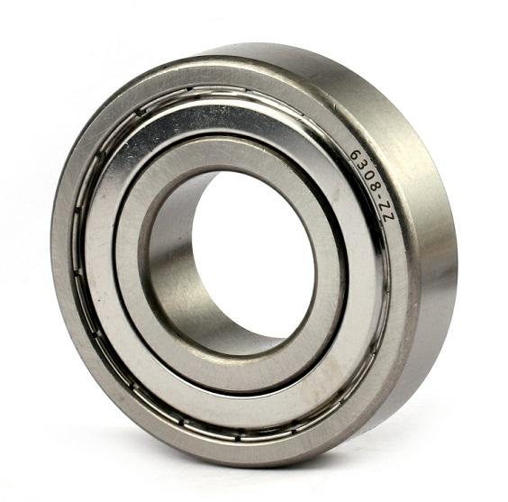 6308ZZ deep groove ball bearing 40x90x23mm