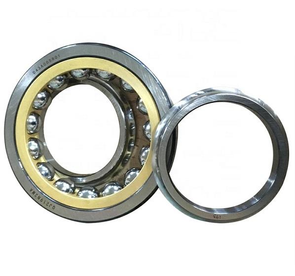 QJ219N2MA four point angular contact ball bearings 95x170x32mm