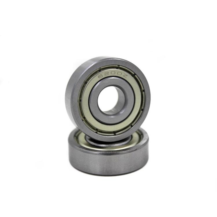 6200ZZ deep groove ball bearings 10x30x9mm