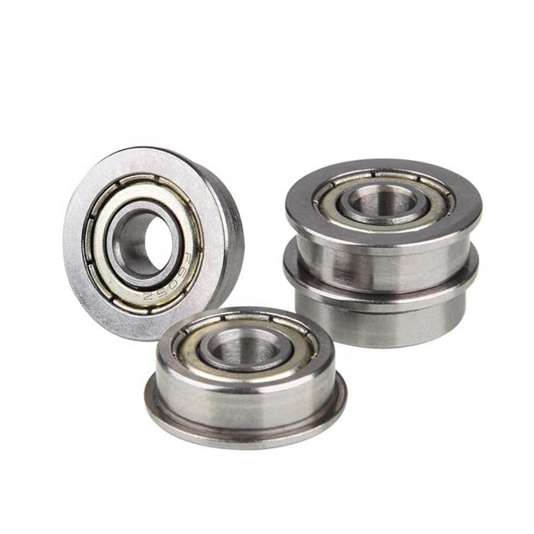 F608ZZ flanged ball bearings 8x22x7mm
