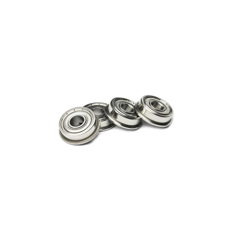 F626ZZ flanged ball bearings 6x19x6mm