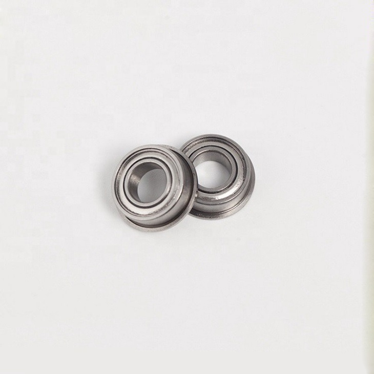 F692ZZ flanged ball bearings 2x6x3mm