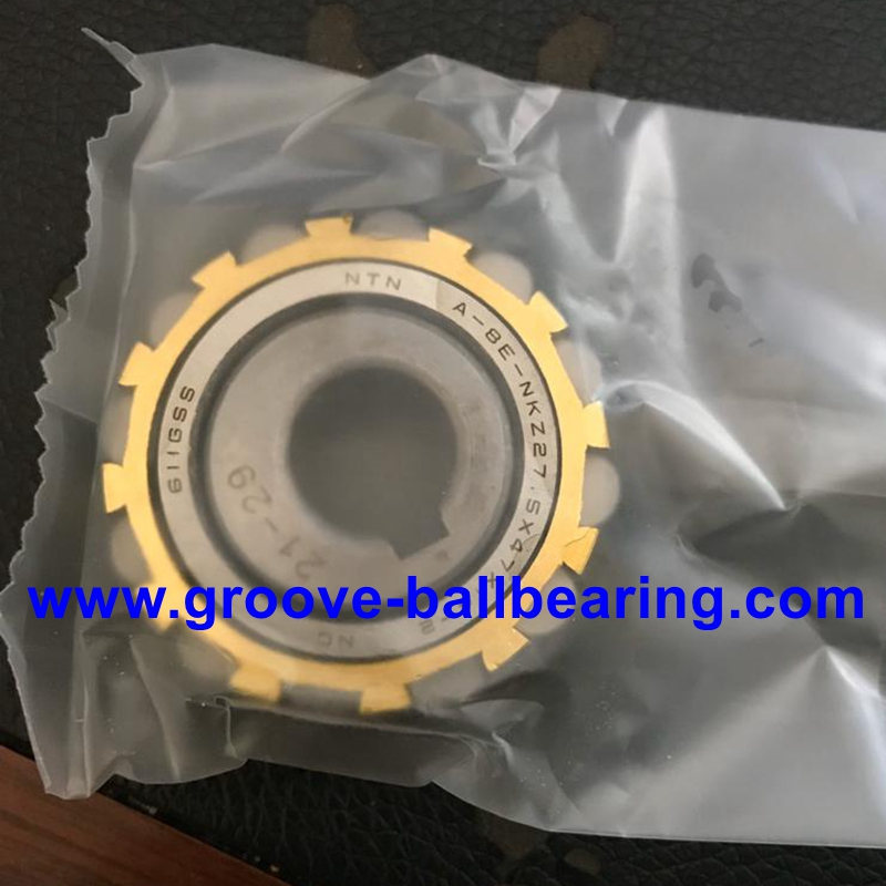 611GSS+21-29 Eccentric Roller Bearing with Sleeve 611GSS 21-29
