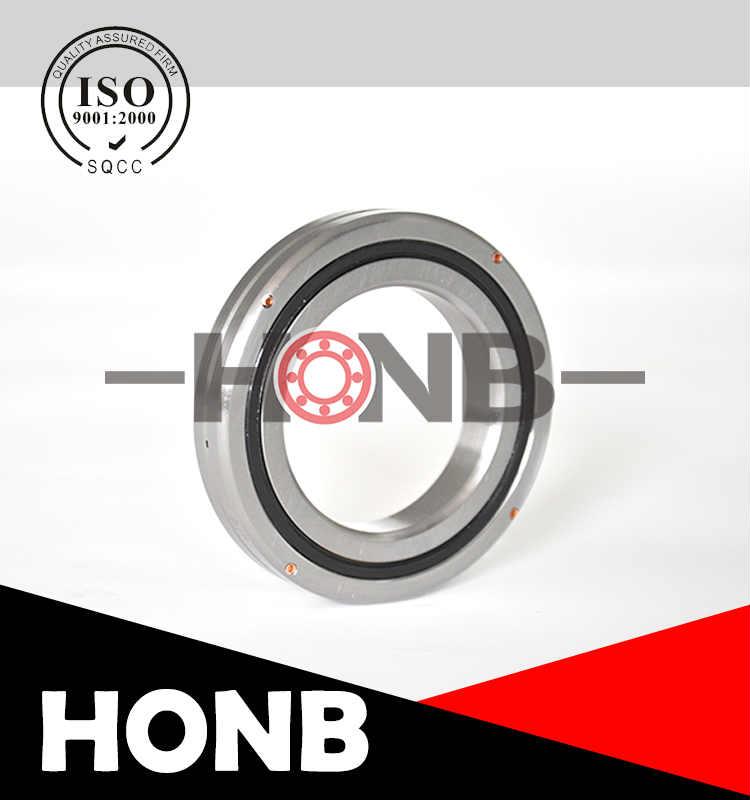 RB22025UUCC0P2 crossed roller bearing 220X280X25mm