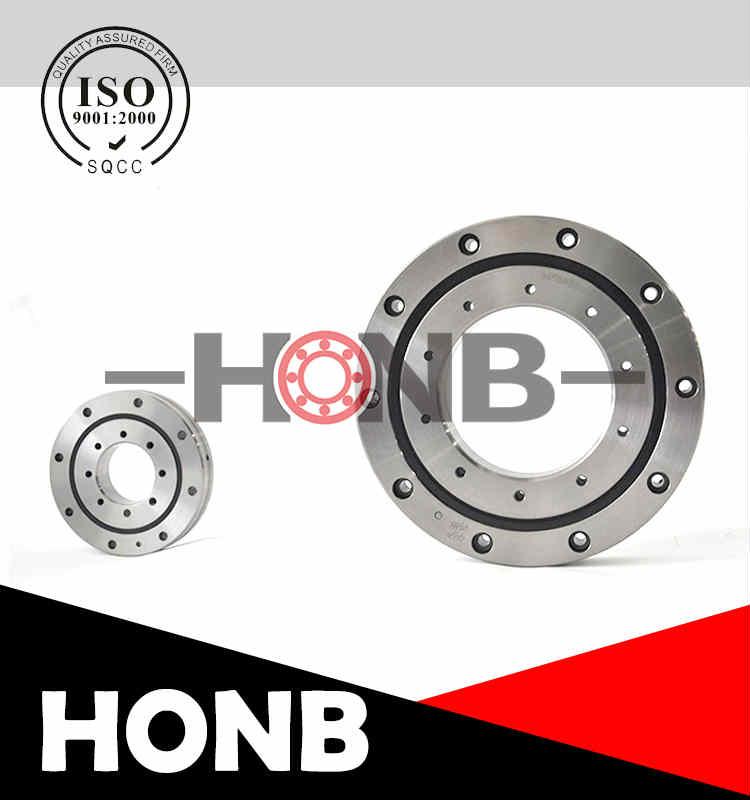 RU 124 X crossed roller bearing 80X165X22mm