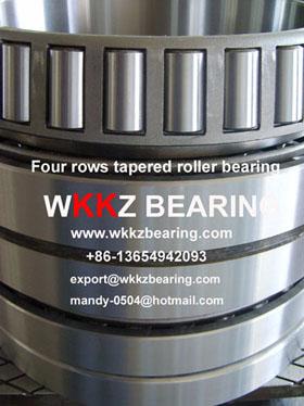 Four row Taper Roller Bearing M272647DW/M272610/M272610D 482.6x647.7x417.512mm