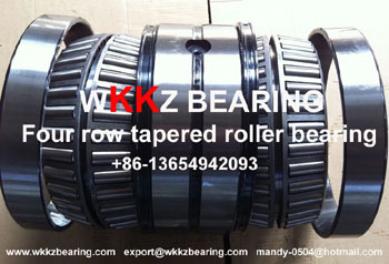 Four row Taper Roller Bearing M255449DW/10/10D 288.925 * 406.4 * 298.45 mm