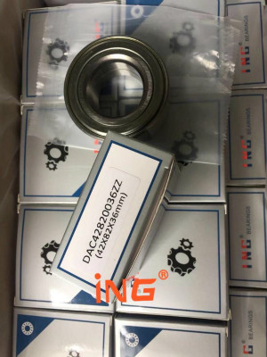 DAC42820036 automotive bearings 42x82x36mm for KIA front wheels