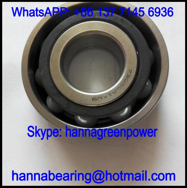 7305CA1hU9 Cryogenic Submersible Pump Bearing / Stainless Steel Bearing 25x62x17mm