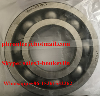 35BC02J30X Deep Groove Ball Bearing 35x80x21mm