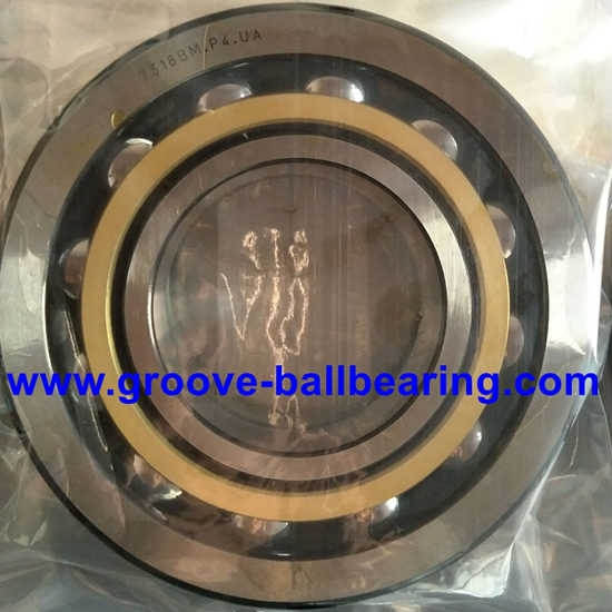 7318BM.P4.UA Spindle Ball Bearing 90×190×43