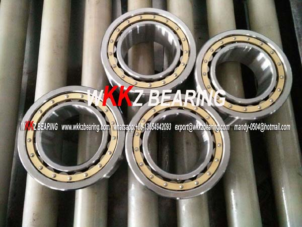 power transmission bearing MU5215M 75X130X41.3mm,Cylindrical roller bearin