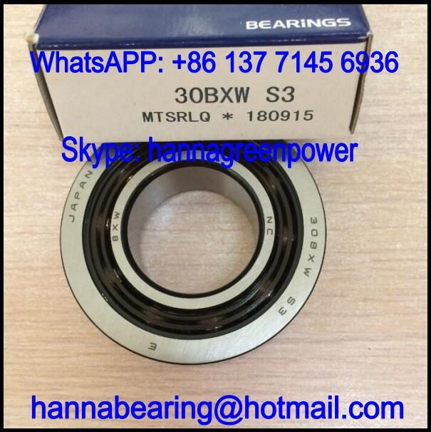 30BXW S3 / 30BXWS3 Automobile Gearbox Bearing 30*60*19mm