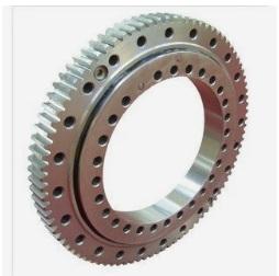KUD01055-025VA15-900-000 slewing bearing with external gear teeth 1198.2*955*80mm