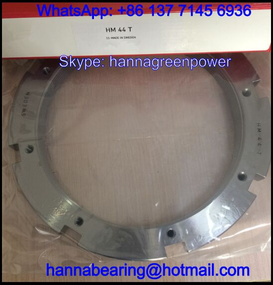 HM44T Metric Locknut With Trapazoidal Thread 220x280x32mm