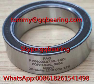 F-566000.07 Single Row Deep Groove Ball Bearing